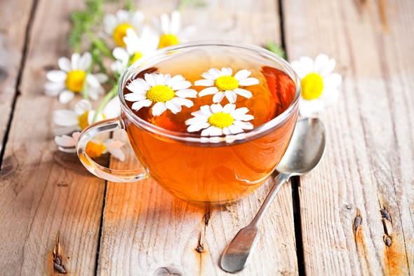 beneficiile ceaiului de musetel