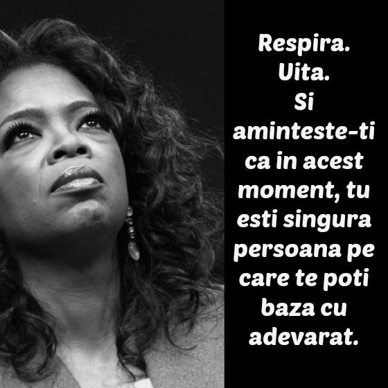 citate despre viata nedreapta Lectii de viata minunate de la Oprah Winfrey, femeia care stie sa  citate despre viata nedreapta