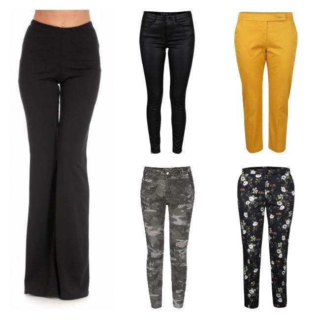 Pantaloni de toamna