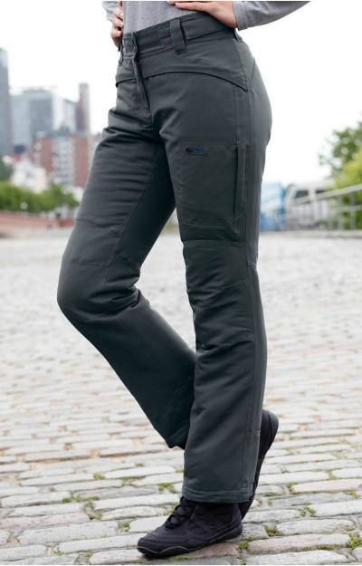 Pantaloni de iarna: Pantaloni termo gri