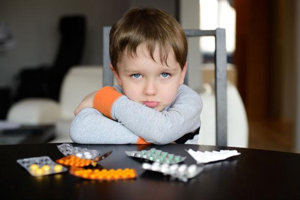 automedicatia la copii