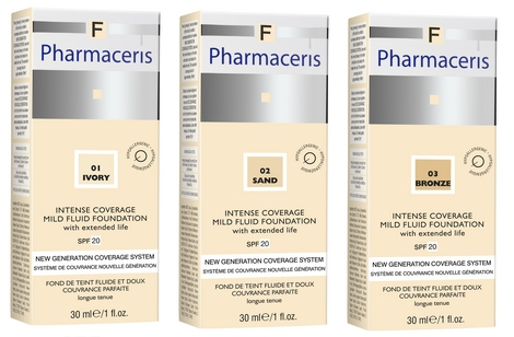 fonduri de ten Pharmaceris F