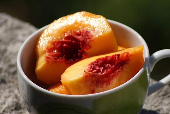 dieta cu piersici sau nectarine