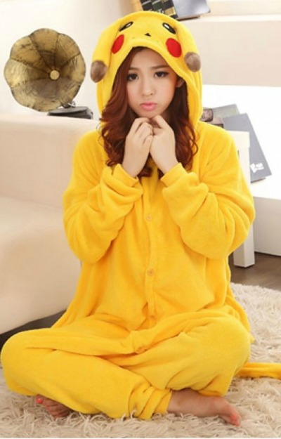 Pijamale Pikachu