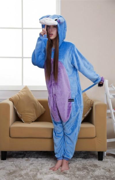 Pijamale Magarusul Eeyore din Winnie The Pooh