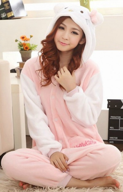 Pijamale Hello Kitty