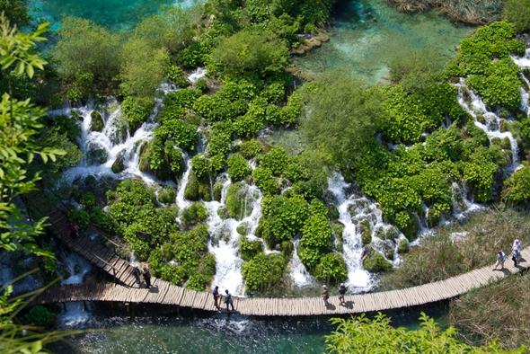 lacul plitvice croatia