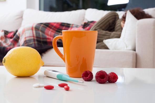 tratamente naturiste raceala si gripa