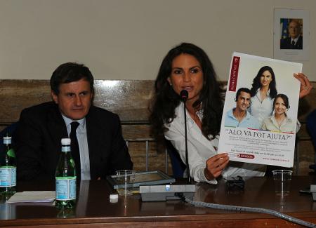 Ramona Badescu vrea sa ajute copiii din Italia