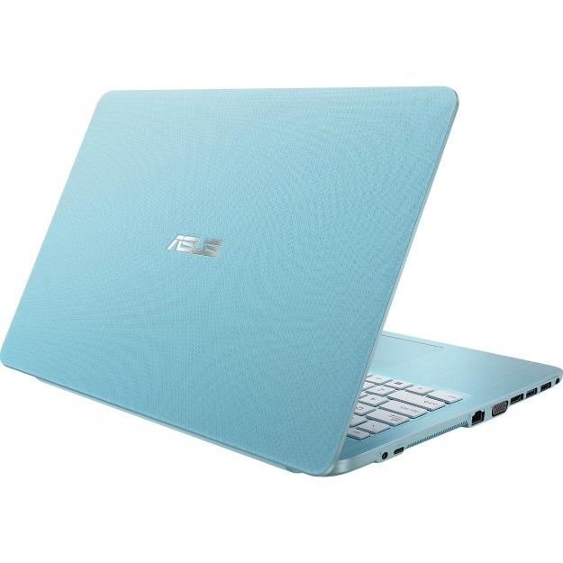 Laptopuri: Laptop albastru ASUS