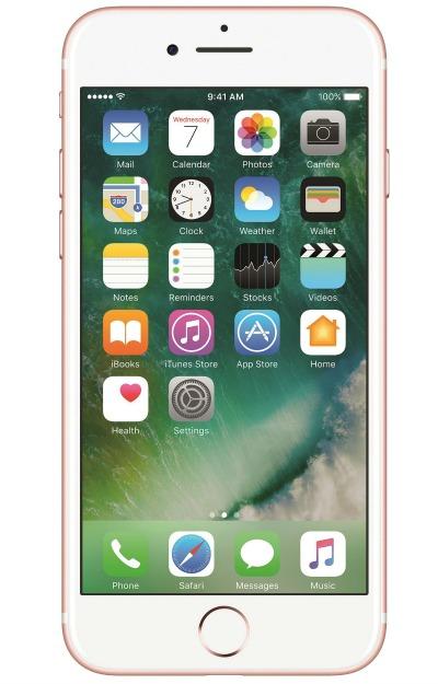 Telefoane mobile: iPhone roz