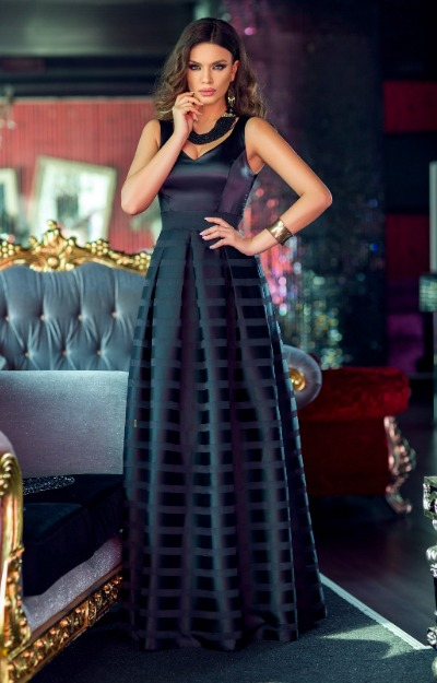 Rochii lungi de seara: rochie-de-seara-neagra
