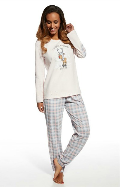 Pijamale din bumbac