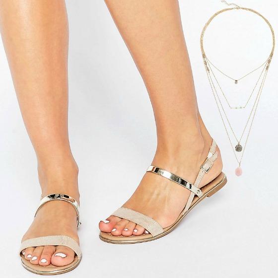 Incaltaminte de vara: Sandale joase