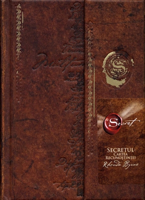 Secretul: Cartea Recunostintei