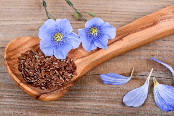 cura de slabire cu seminte de in macinate simptomele paraziților din sinusuri