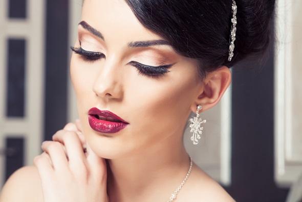 Makeup For Winter Wedding Guest : Machiaj de mireasa pentru anul 2015