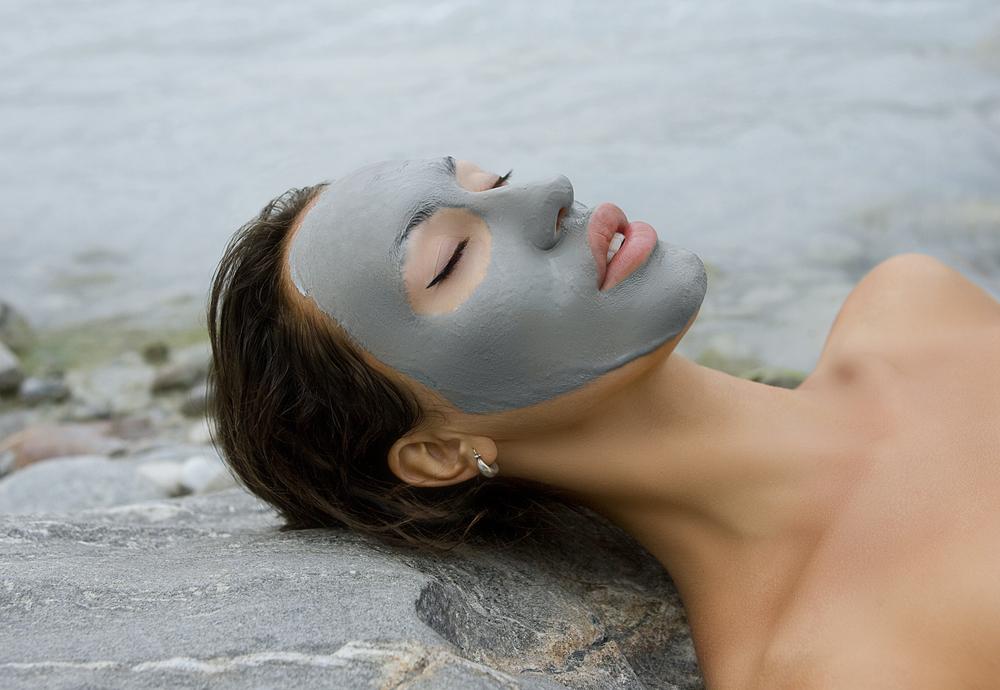 masca cu argila