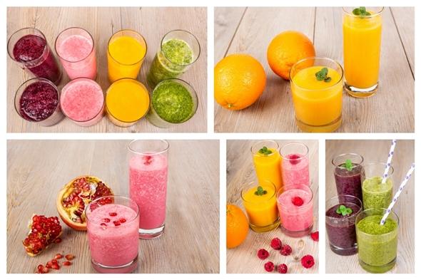 smoothie detoxifiere
