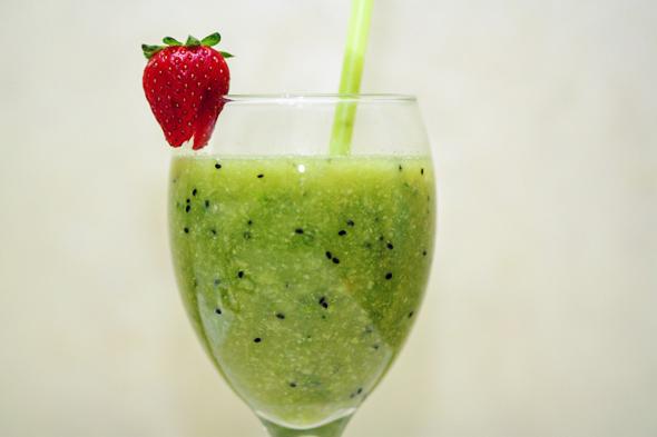 smoothie verde pentru pancreas