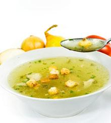 supa pentru ficat gras