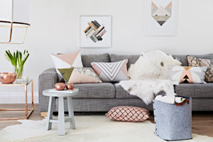 Tendinte Pinterest 2015 stilul eclectic