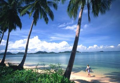 luna de miere iarna in clima de vara: Thailanda