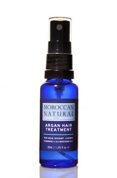 ulei de argan Morrocan Oil in complex tratament de uleiuri