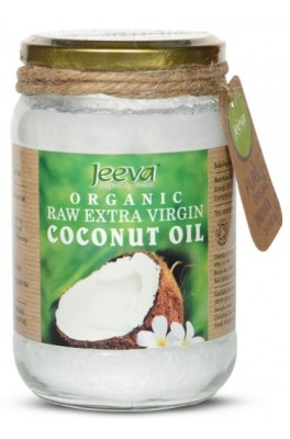 ulei de cocos raw organic extra virgin pentru par