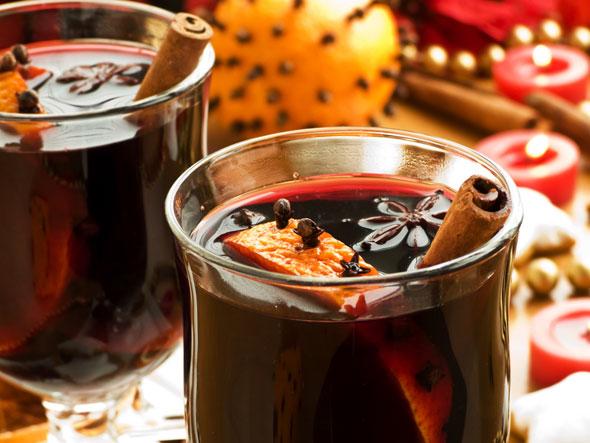 beneficiile vinului rosu fiert