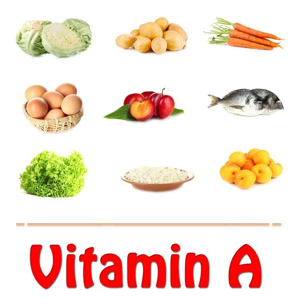 ce vitamine contin alimentele ghidl vitaminelor alimente bogate in vitamina A