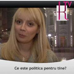 Video interviu: Daciana Sarbu