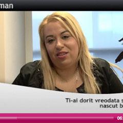 Video interviu: Oana Roman