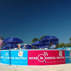 Intra in Cercul Fetelor Destepte pe plaja Kudos din Mamaia!