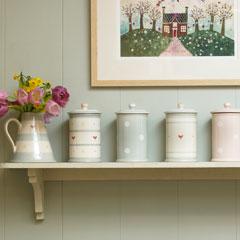 HOT: 6 decoratiuni pentru o bucatarie vintage