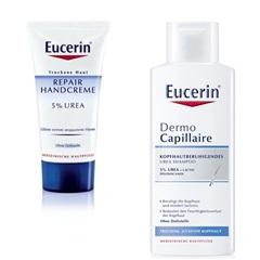 Eucerin iti prezinta kit-ul complet de ingrijire pentru pielea uscata
