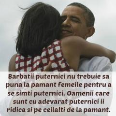 Cele mai frumoase citate ale lui Michelle Obama