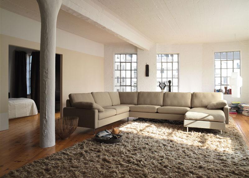 20 de modele de canapele - Deco salon warme kleur ...