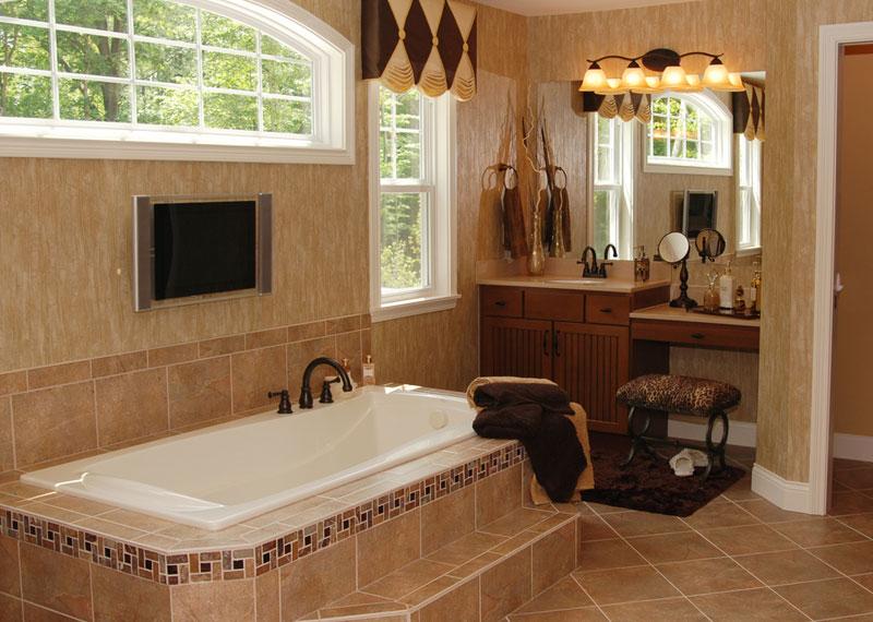 10 modele de amenajari pentru baie for Greek style bathroom design