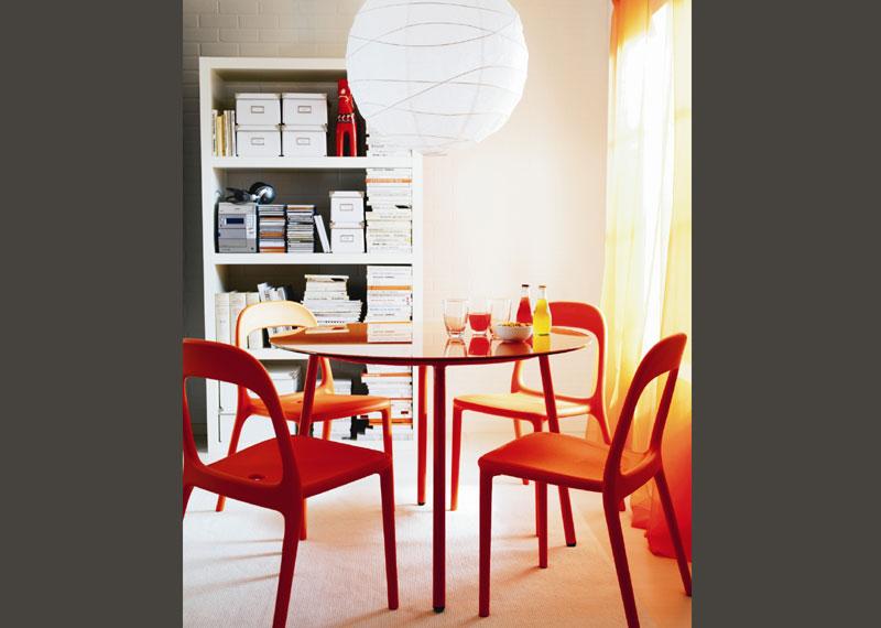 30 de modele de mese si scaune pentru sufrageria ta - Masa SALMI si Scaun URBAN - Slide 1 din 30