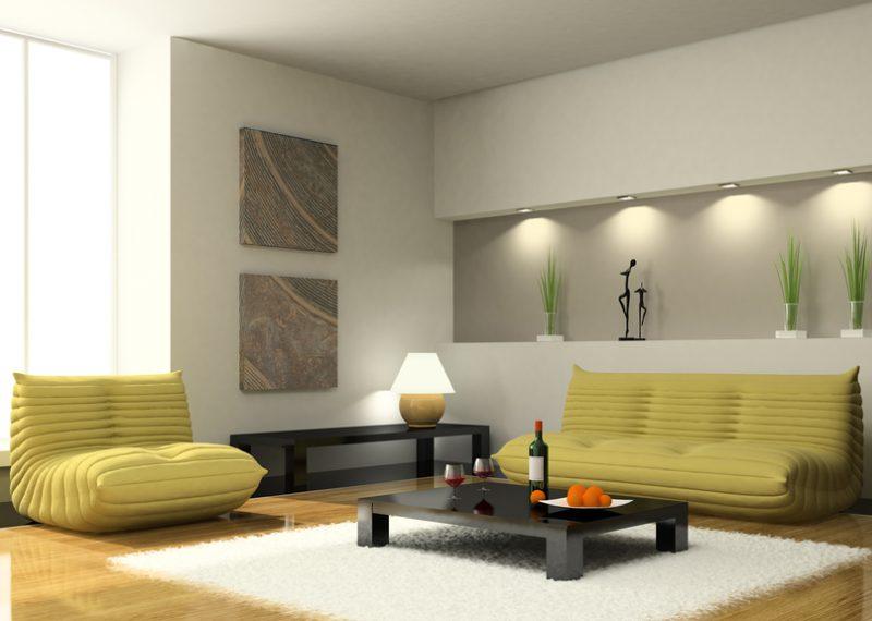 Galerie foto: 10 livinguri moderne - Varianta 1 - Slide 1 din 10