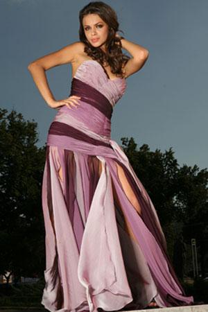 70 de rochii pentru domnisoarele de onoare - Rochie de seara - Slide 1 din 70