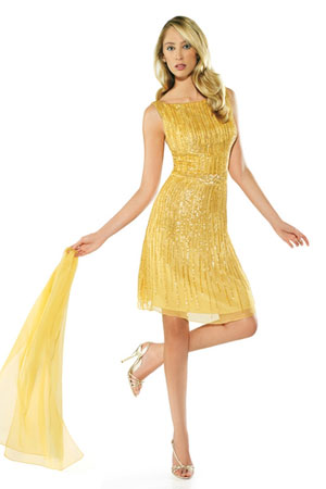 Cele mai frumoase tinute pentru cununia civila - rochie de ocazie - Slide 1 din 33