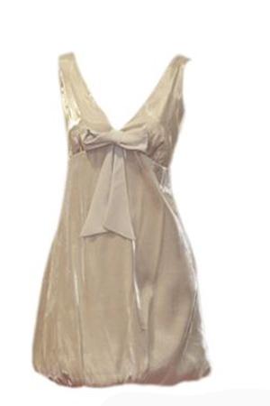 Rochie de ocazie disponibila in magazinele La Femme.