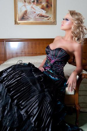 18 rochii deosebite pentru nunta si cununia civila - Rochie de ocazie disponibila in magazinele Biensavvy.  - Slide 1 din 18