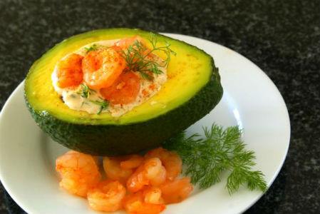 10 Alimente cu calorii negative - Avocado - Slide 1 din 11