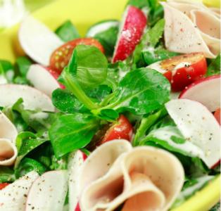Salate de cruditati sanatoase
