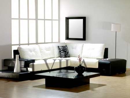 piese de mobilier cu influente minimaliste. Black Bedroom Furniture Sets. Home Design Ideas
