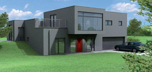 Funkis House Danemarca Case Cu Consum Redus De Energie