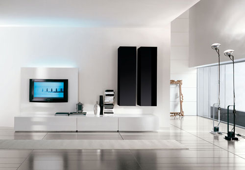 Piese de mobilier moderne for Mobilier moderne